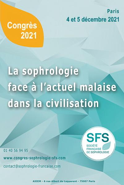 Congrès Sophrologie SFS